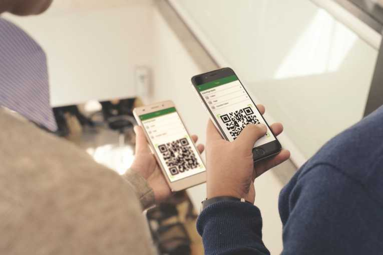 Empresas pueden realizar cobros a través de código QR mediante la plataforma GanaNet
