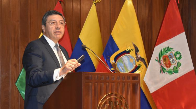 CAN impulsará comercio electrónico para reactivar economía en la región