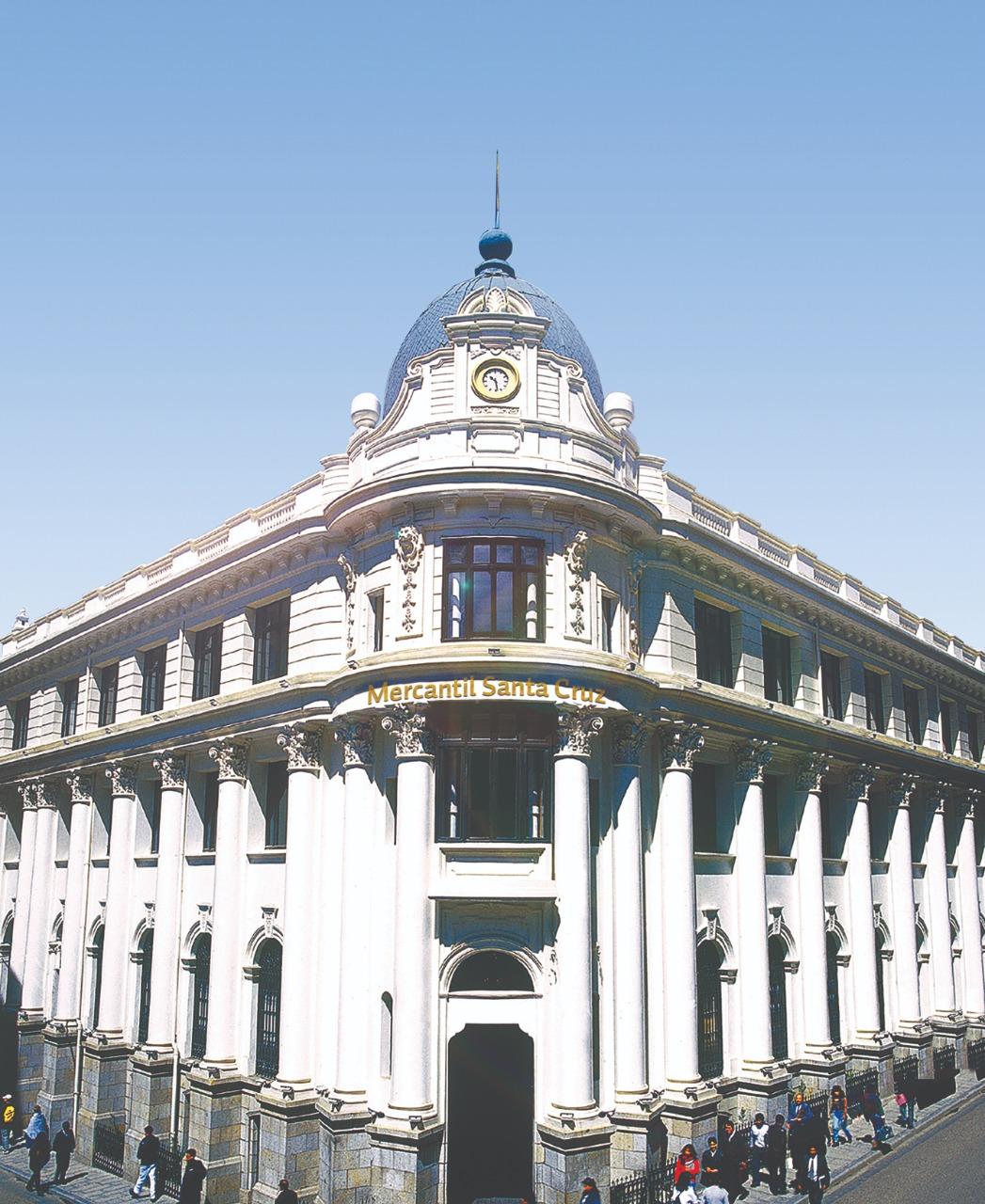 El Banco Mercantil Santa Cruz se encuentra entre los 100 bancos más grandes de Latinoamérica según el Ranking de Bancos 2020