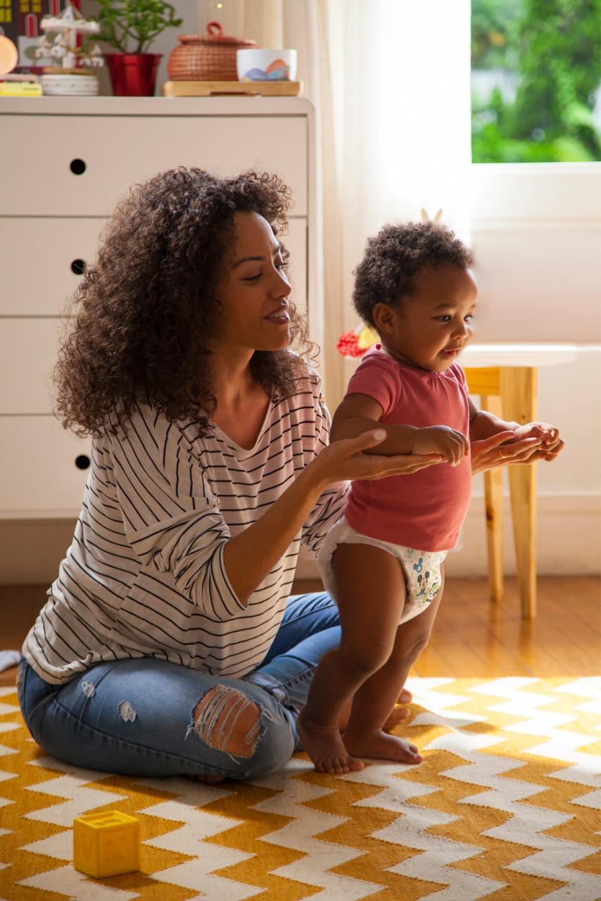 El desarrollo de la primera infancia: una etapa de constante exploración