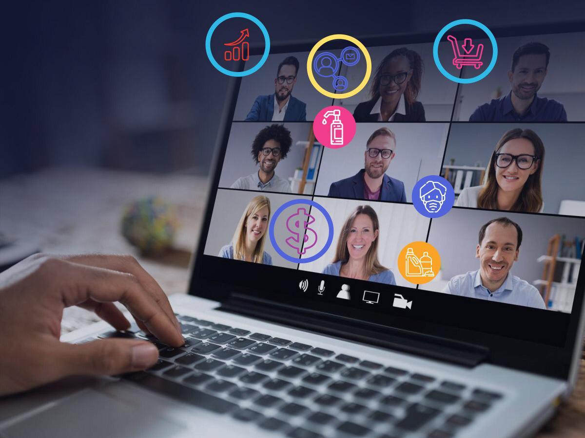 CAINCO cierra con éxito primera Rueda de Negocios Virtual