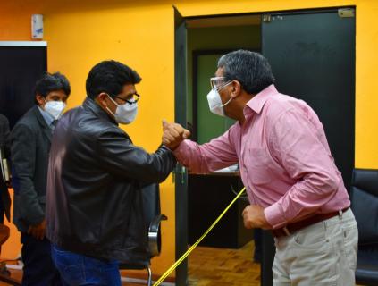 Gobierno garantiza la construcción de un hospital de tercer nivel en Potosí