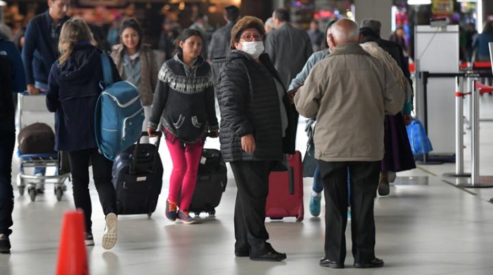 Bolivia exigirá prueba negativa de COVID-19 a pasajeros de vuelos internacionales