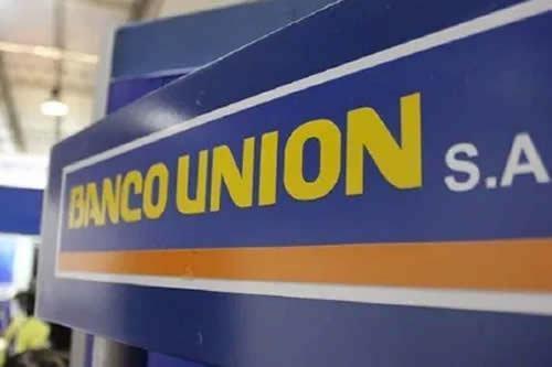 """Banco Unión alerta que cualquier mensaje relacionado a la validación de """"Unitoken"""" es un fraude"""