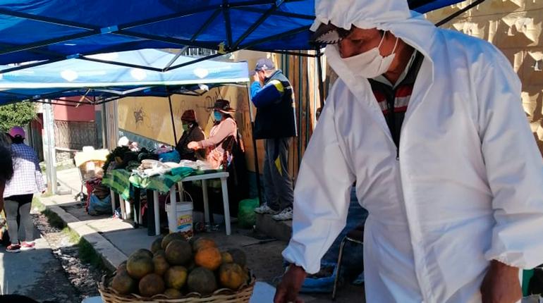 Foro Rural Mundial destaca la agricultura familiar en Bolivia por su reinvención frente al COVID-19