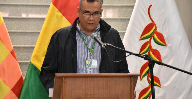 Humberto Leigue renunció a la Presidencia de ENDE