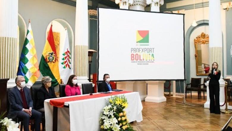 Comercio Exterior se reúne con agentes comerciales para consolidar ProExport Bolivia en 35 países