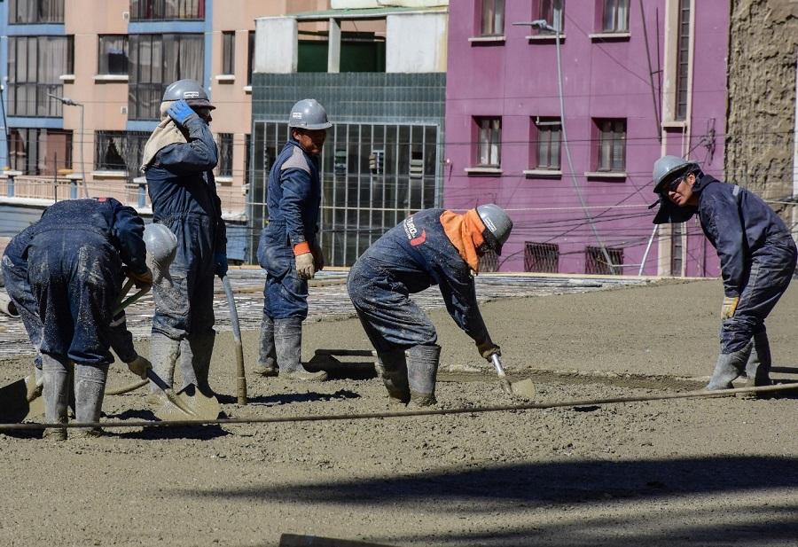 Caboco reitera su preocupación por la desaceleración de la economía que afecta al sector de la construcción