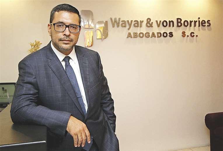 """Iver von Borries: """"Es preciso un marco legal que avale la inversión extranjera"""""""