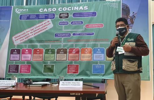 """ANH pide ampliar denuncia contra Luis Arce y el gabinete de 2014 por el """"caso cocinas"""""""