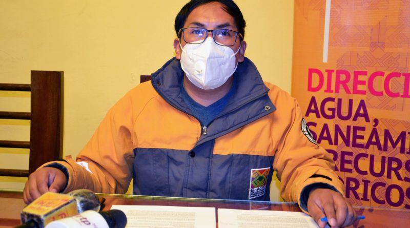 Comuna de El Alto garantiza recursos económicos para la construcción de la planta de Tacachira