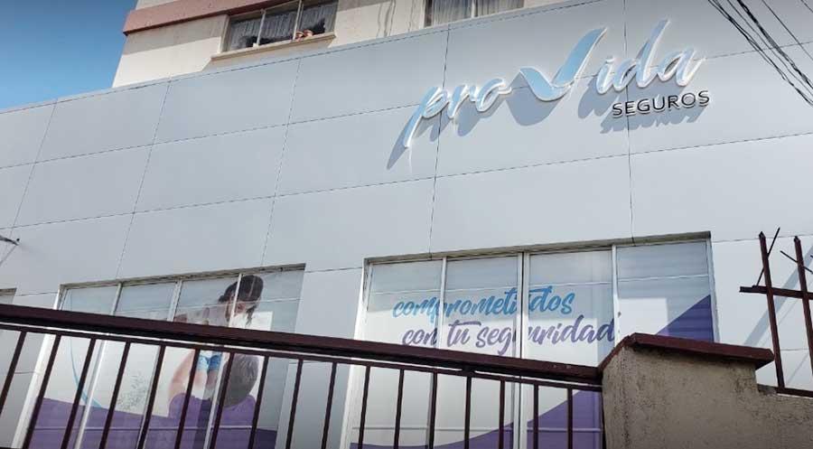 Autoridad de Seguros dispone la liquidación forzosa de Provida y le revoca su autorización de funcionamiento