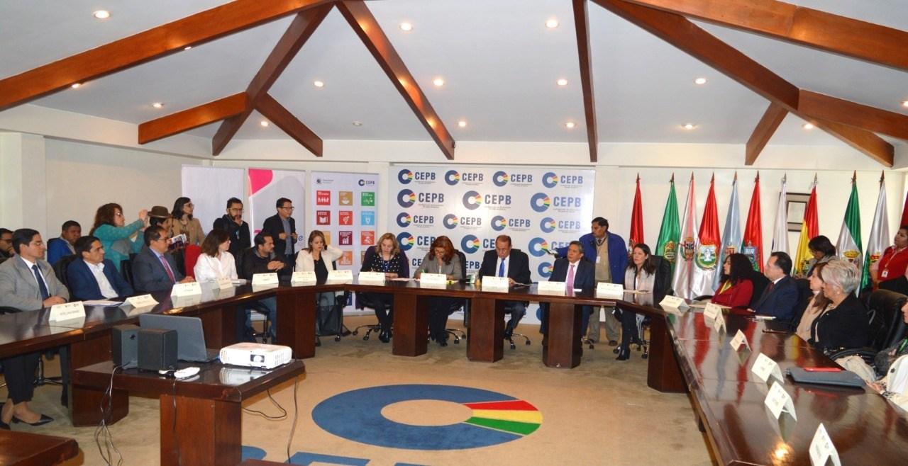 Viva se suma a la Red de Pacto Global Bolivia