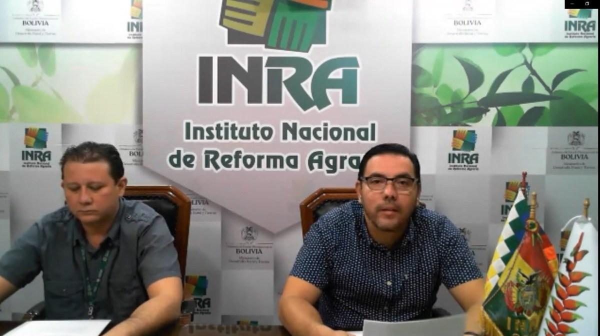 Gobierno agiliza entrega de 96.000 títulos ejecutoriales en beneficio de productores del país