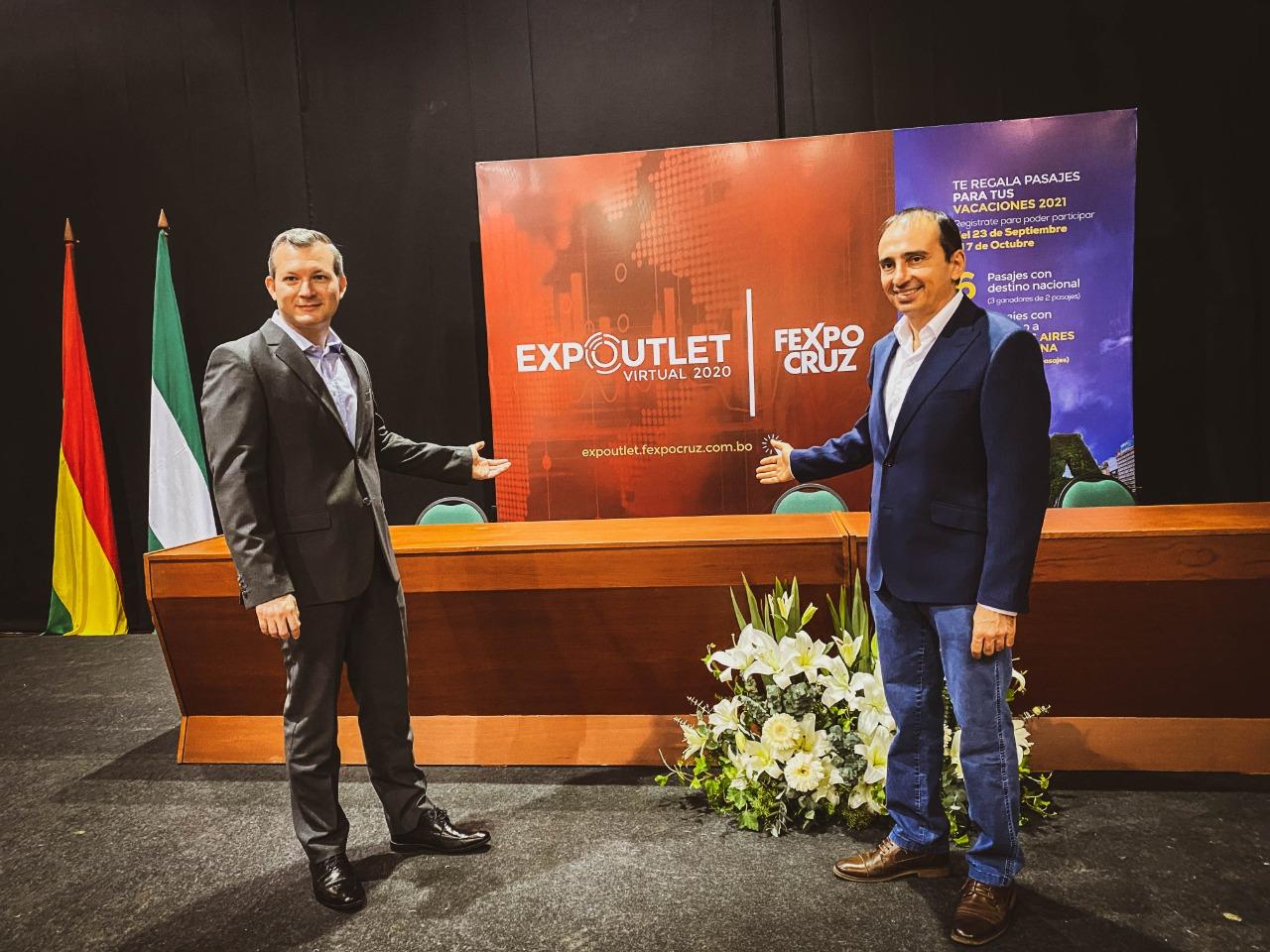 Arranca Expo Outlet, la feria multisectorial virtual que busca impulsar la reactivación económica del país