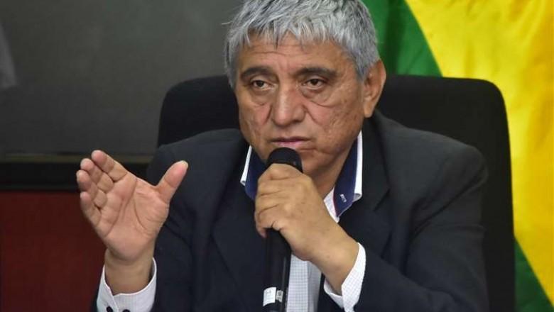 Arias afirma que no existe ninguna red de corrupción en el Ministerio de Obras Públicas