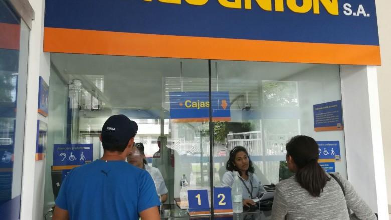 El Banco Unión y otros bancos solicitaron cerca de Bs 1.000 millones para canalizar el crédito 1, 2, 3