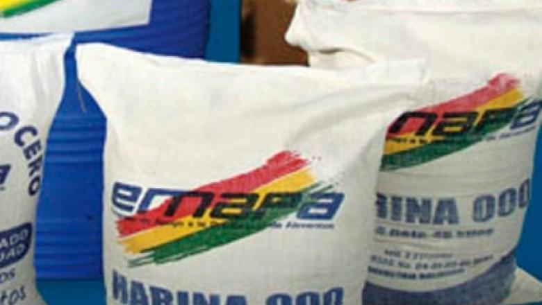 Emapa afirma que cumple de forma regular con la entrega de harina subvencionada a los panificadores