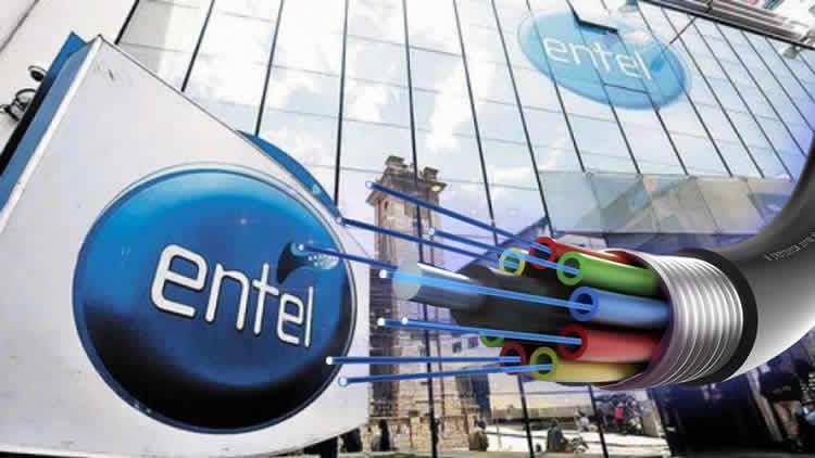 La Presidenta Áñez inaugurará la conexión de Entel a la fibra óptica del Pacífico