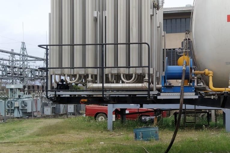 Ministerio de Hidrocarburos coadyuva en solucionar problema energético en Bermejo