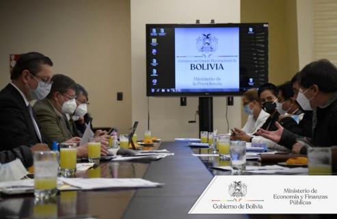 Gobierno presenta ante la CAF proyecto por Bs 1.400 millones para apoyar gestión de alcaldías y gobernaciones