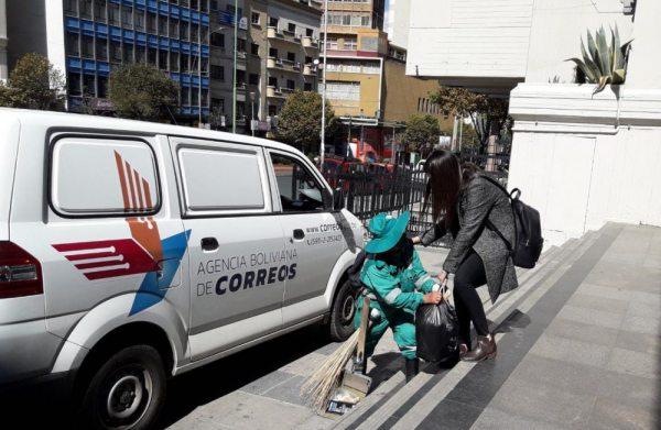 Correos recibe reconocimiento de la Unión Postal de las Américas, España y Portugal