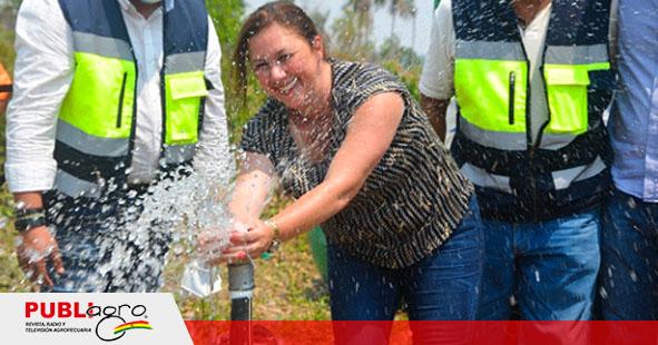 El Gobierno prioriza perforación de pozos de agua en zonas afectadas por sequía