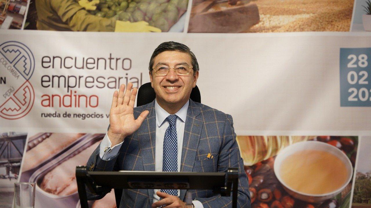 IX Encuentro Empresarial Andino alcanzó intenciones de negocio por más de $us 4,22 millones