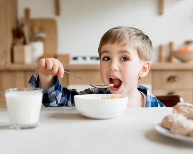 Nutrición precaria de los niños: un asunto que aún preocupa en el Día Mundial de la Alimentación