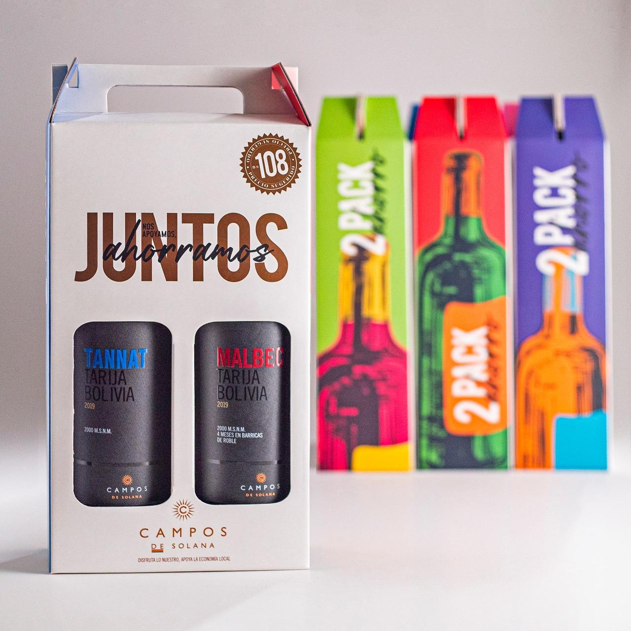 Para los amantes del vino, Campos de Solana lanza 'Pack Ahorro'