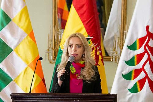 Bolivia expresa en Europa su interés de ser parte de un acuerdo para abrir las exportaciones forestales