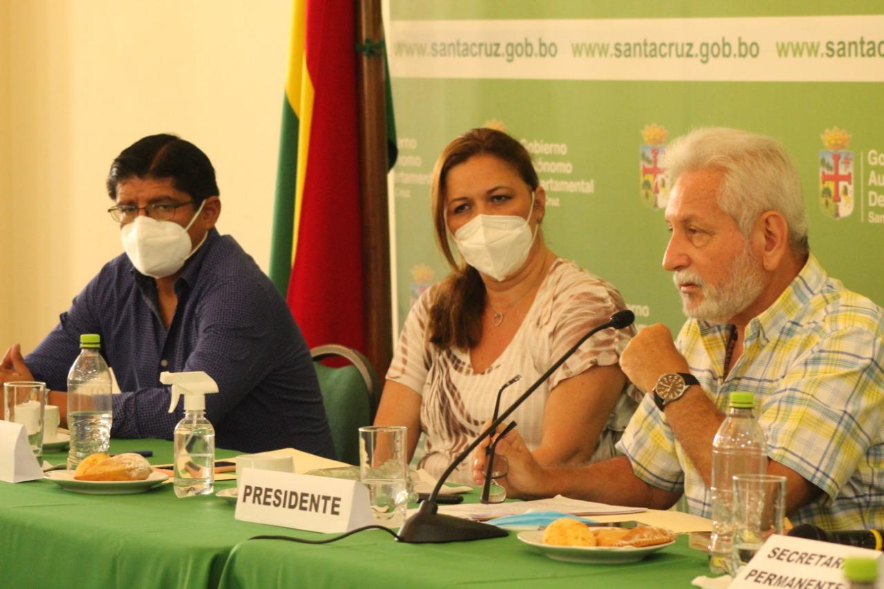 Reactivan la comisión agraria de Santa Cruz para la protección de la tierra y el medio ambiente