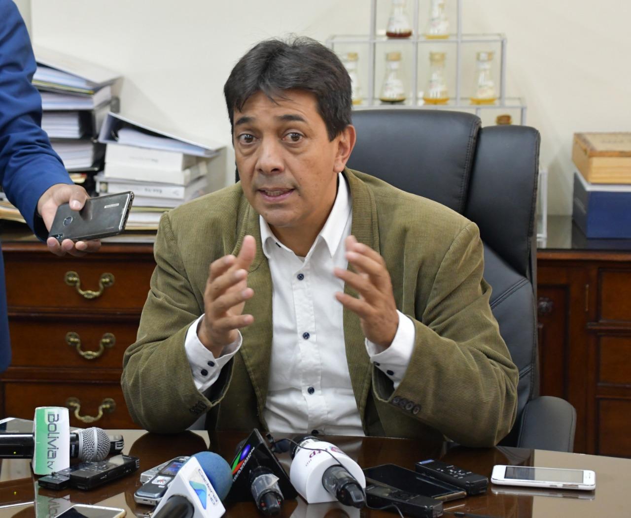 El Ministro de Hidrocarburos asegura que la distribución de diésel se normaliza