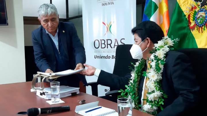 Ministro Montaño anuncia que se realizarán auditorías a las empresas estatales BoA, Entel y ABC