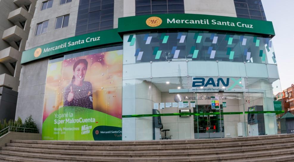 La Súper Makro Cuenta del Banco Mercantil Santa Cruz reconoce la fidelidad de sus clientes y sortea Bs. 50.000 cada viernes