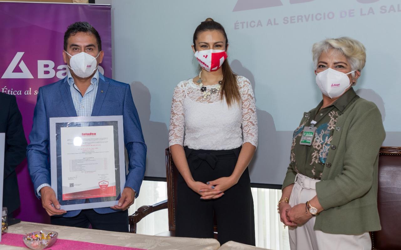 Bagó recibe certificación internacional de bioseguridad