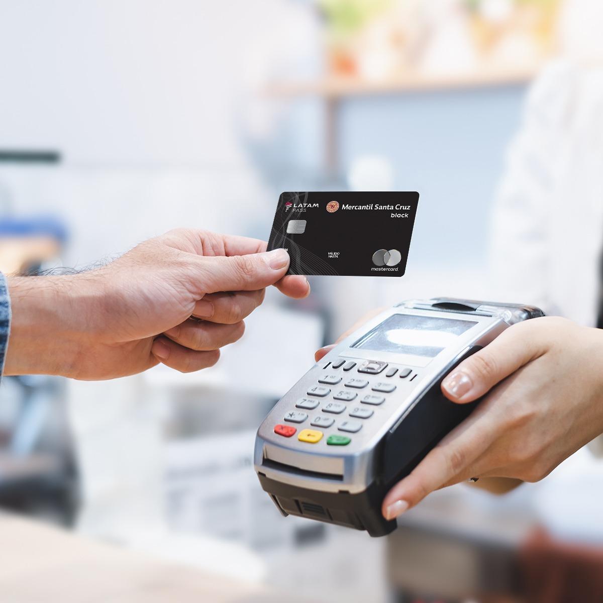 El Banco Mercantil Santa Cruz ofrece a sus clientes los mejores beneficios en este Black Friday