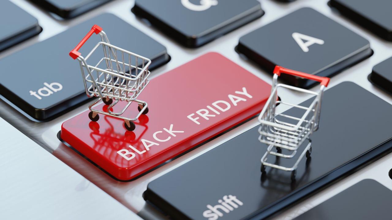 Seis consejos para comprar en Black Friday & Ciber Monday sin perder dinero en el intento