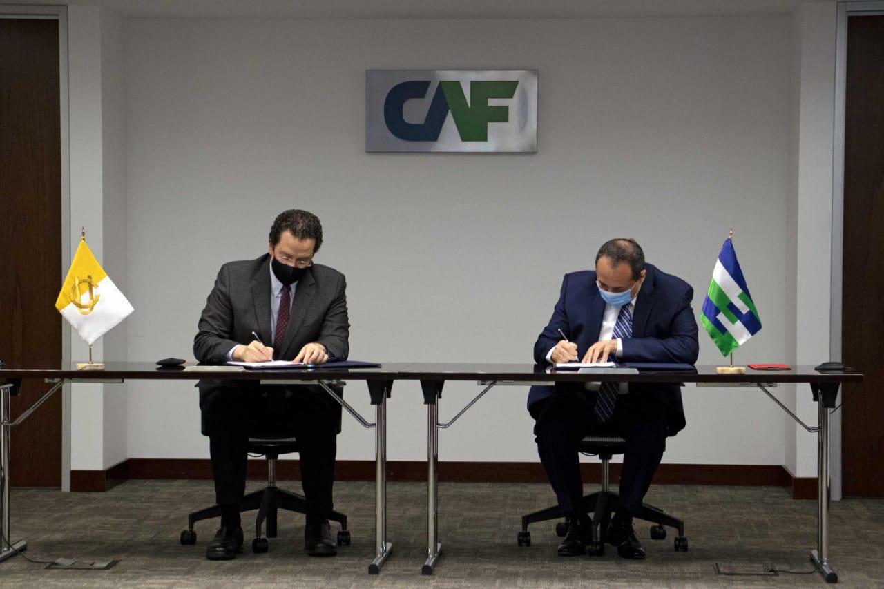 CAF y universidades católicas de Bolivia, Chile y Perú trabajarán en conjunto para fortalecer sus zonas fronterizas