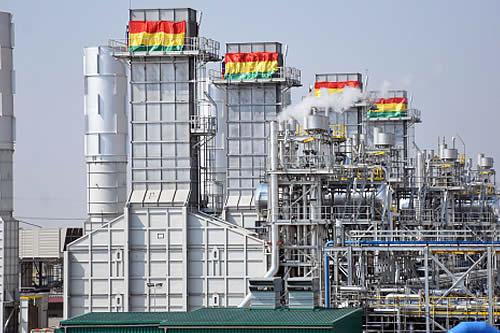Analizan tres proyectos de exploración para la reposición de reservas de hidrocarburos