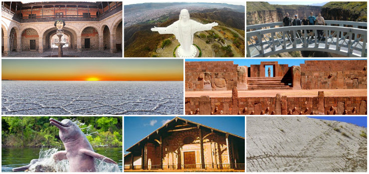 Prevén pérdidas por más de $us 1.000 millones debido a la paralización del turismo