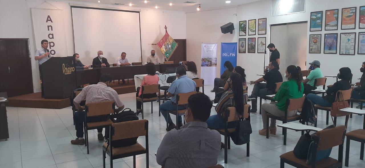 Presentan estudio de información productiva para seguro agrícola de trigo