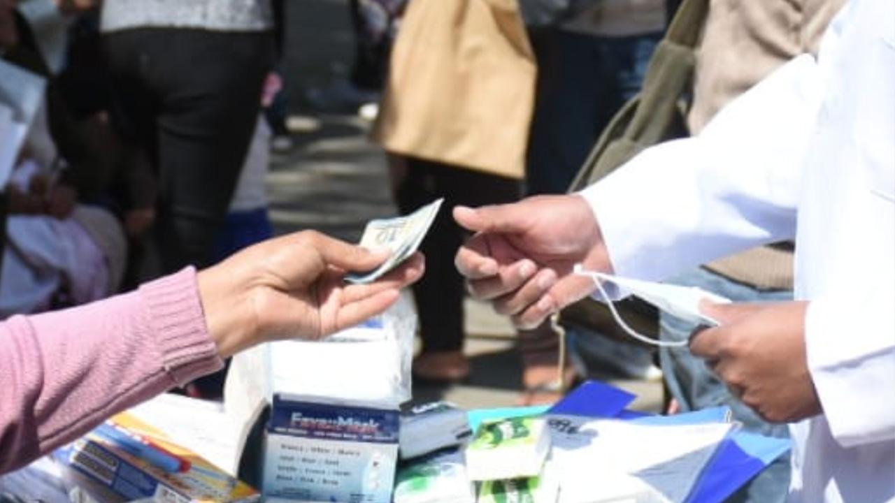 Gobierno sancionará con hasta Bs 20.000 a especuladores de insumos sanitarios y médicos