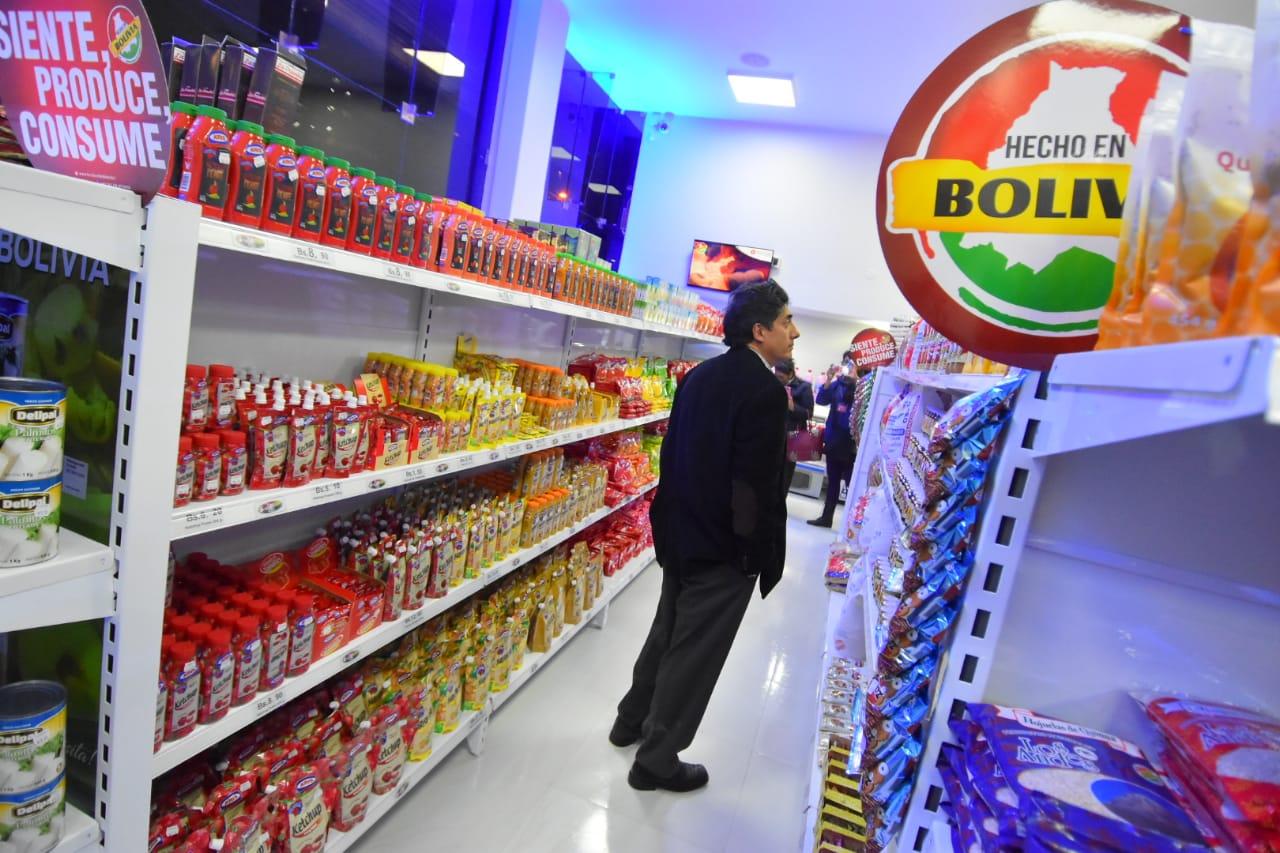 Cámara de Industrias espera que el Bono Contra el Hambre reactive demanda de productos nacionales