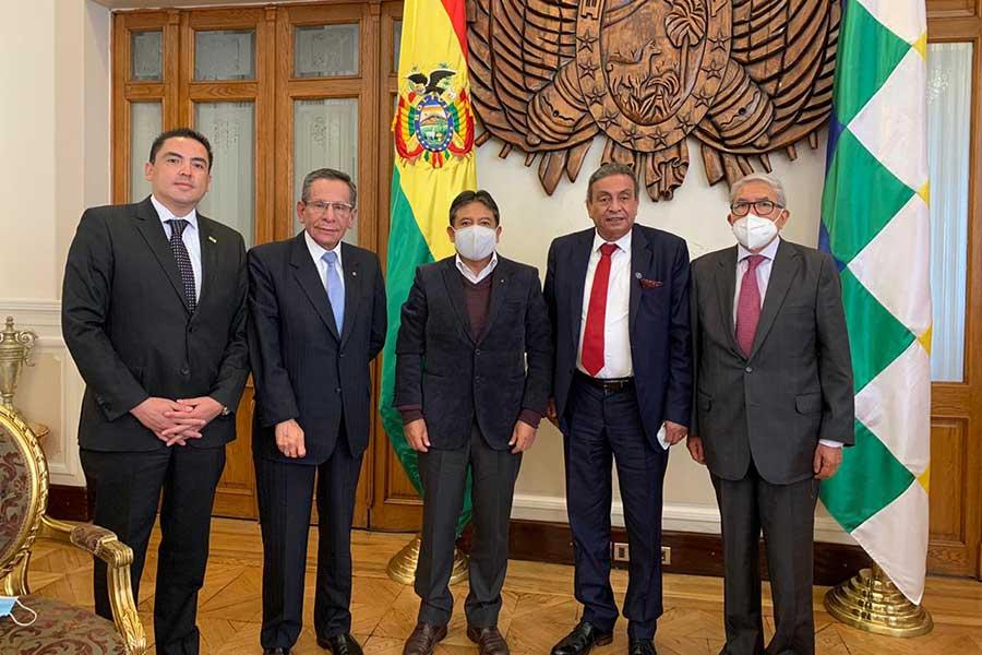 """Cámara de Comercio plantea al Gobierno firmar un """"Gran Pacto Público Privado"""""""
