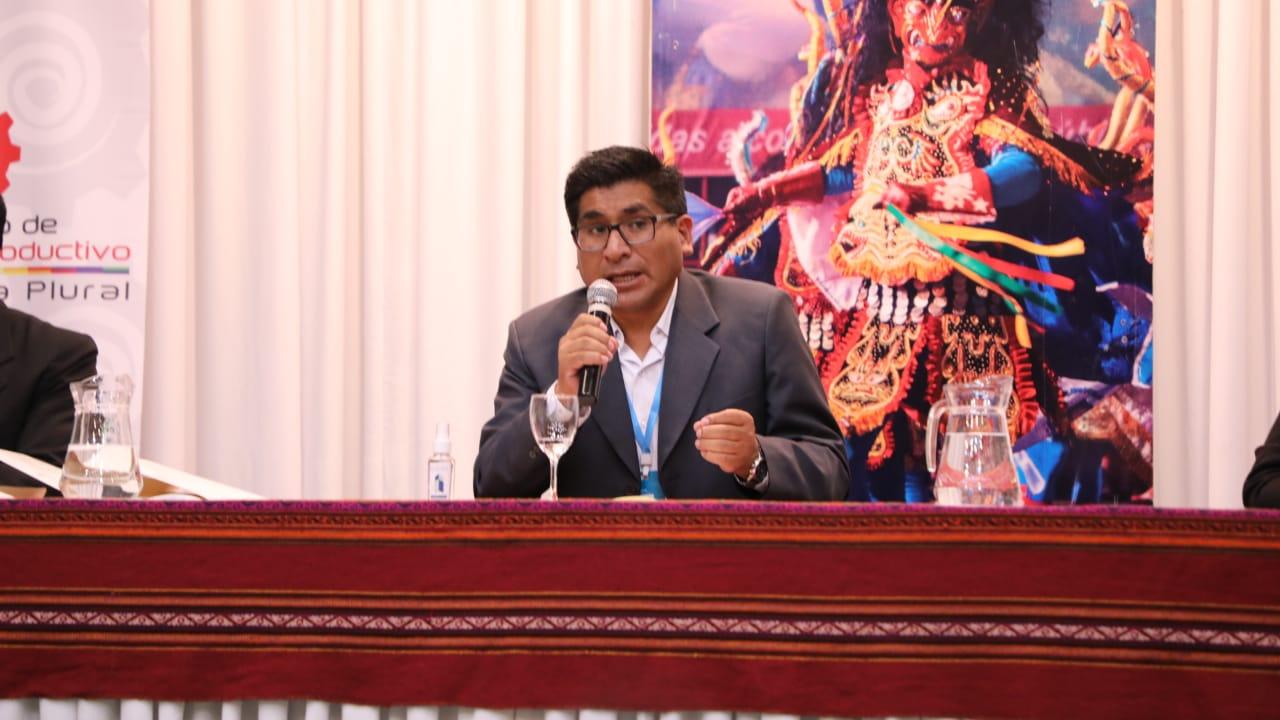 Ministerio de Desarrollo Productivo impulsa la reactivación del turismo en Bolivia
