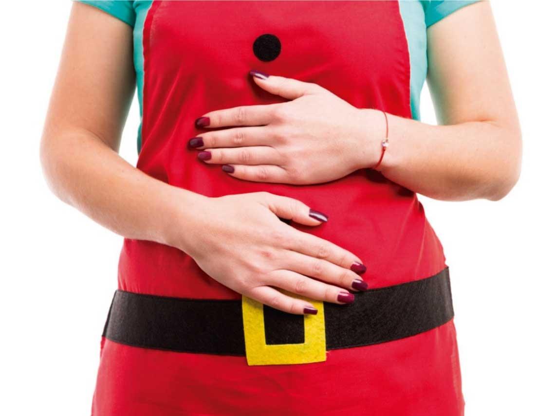 Claves para proteger el estómago y disfrutar las cenas de fin de año