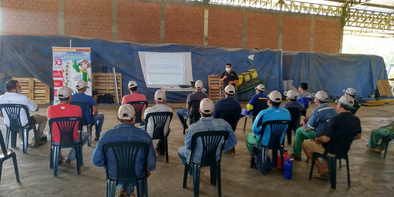 El tratamiento de semillas una práctica rentable y con menor impacto ambiental