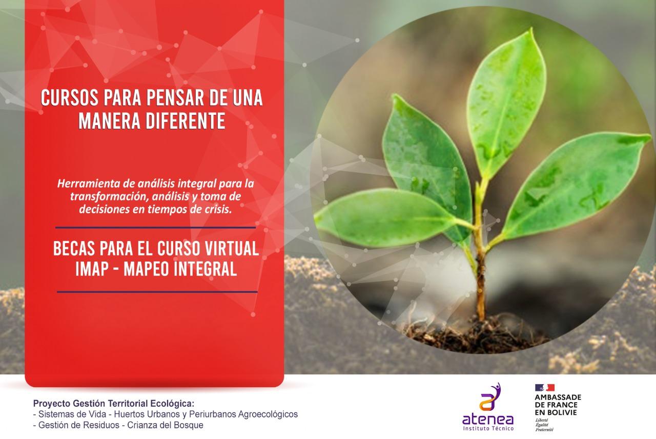 Instituto Técnico Superior Atenea finaliza primer taller de capacitación de Mapeo Integral IMAP