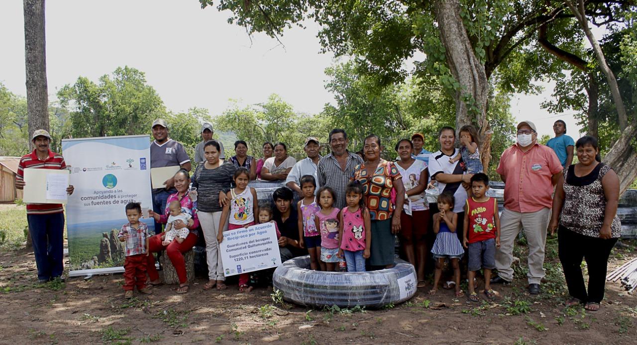 Mediante un proyecto integral se busca recuperar el bosque seco Chiquitano y sus comunidades